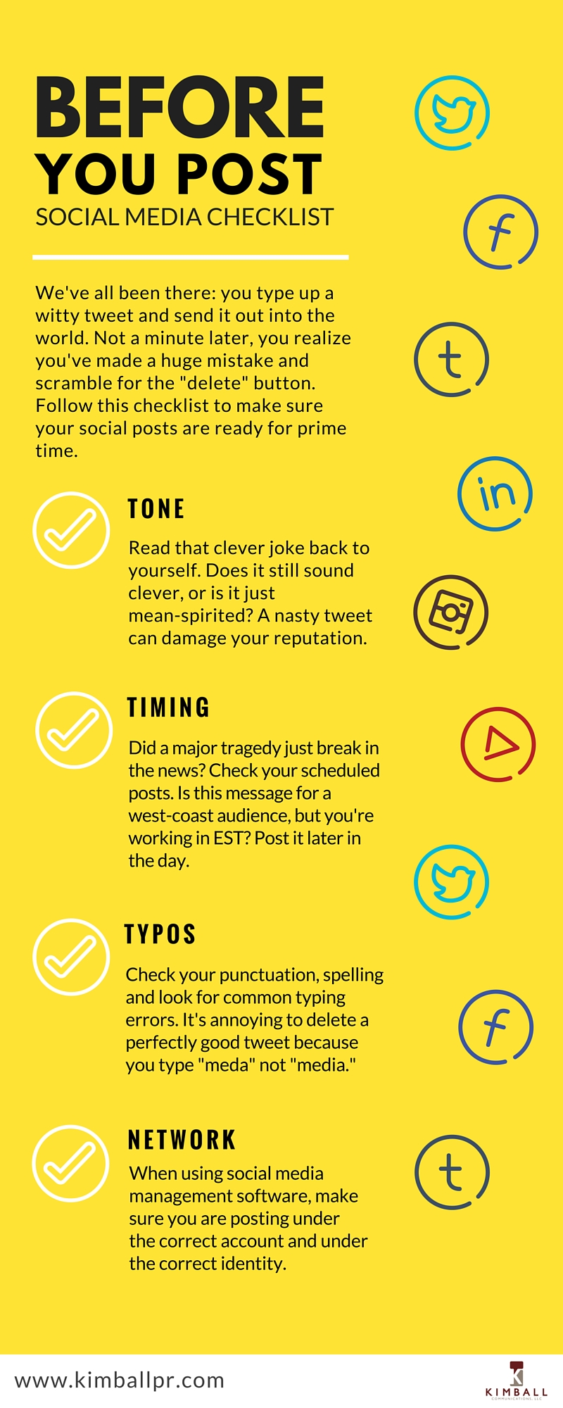 KPR-Before you post-Infograph